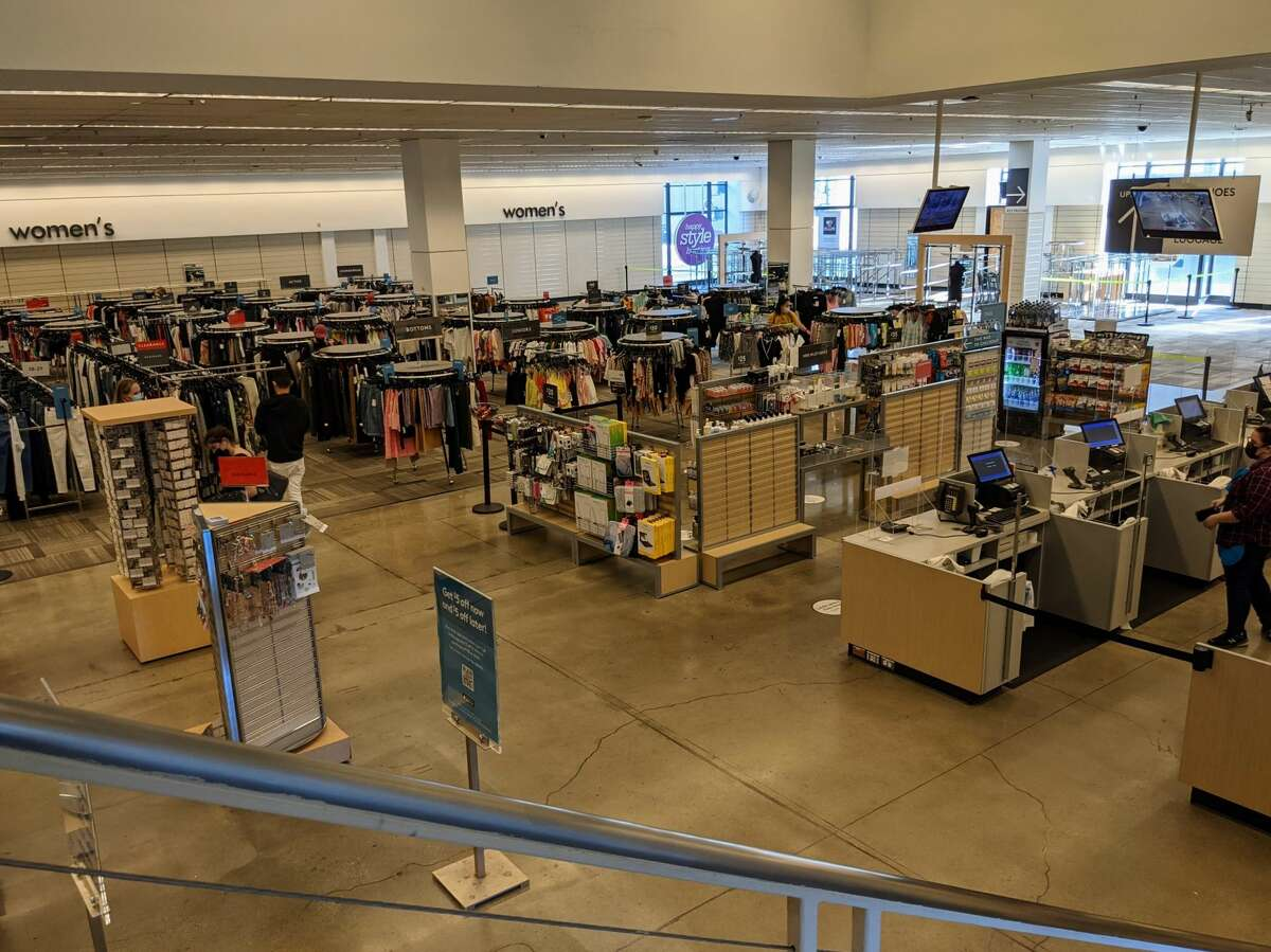 San Francisco's Nordstrom Rack at Ninth Street will close on Oct. 1, 2021.