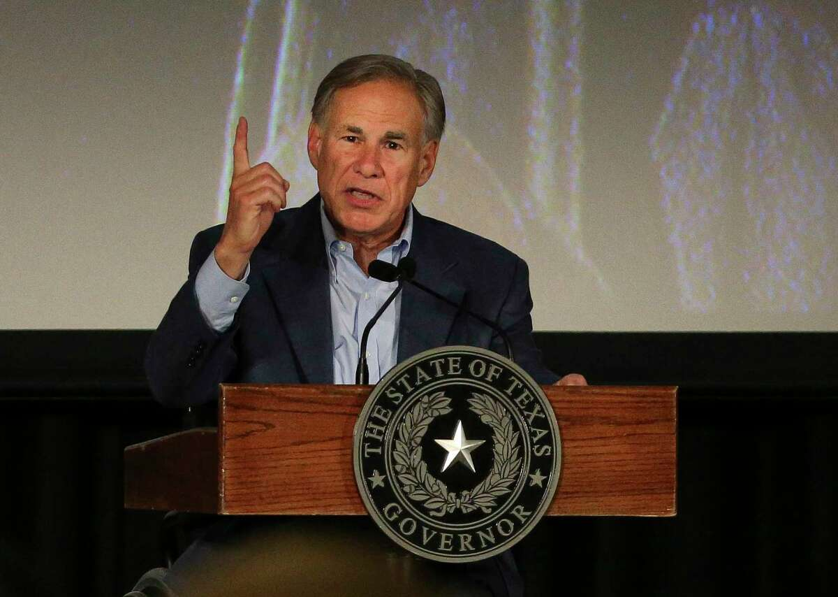 Under increasing pressure from his GOP primary opponents, Texas Gov. Greg Abbott is changing his position on vaccine mandates.