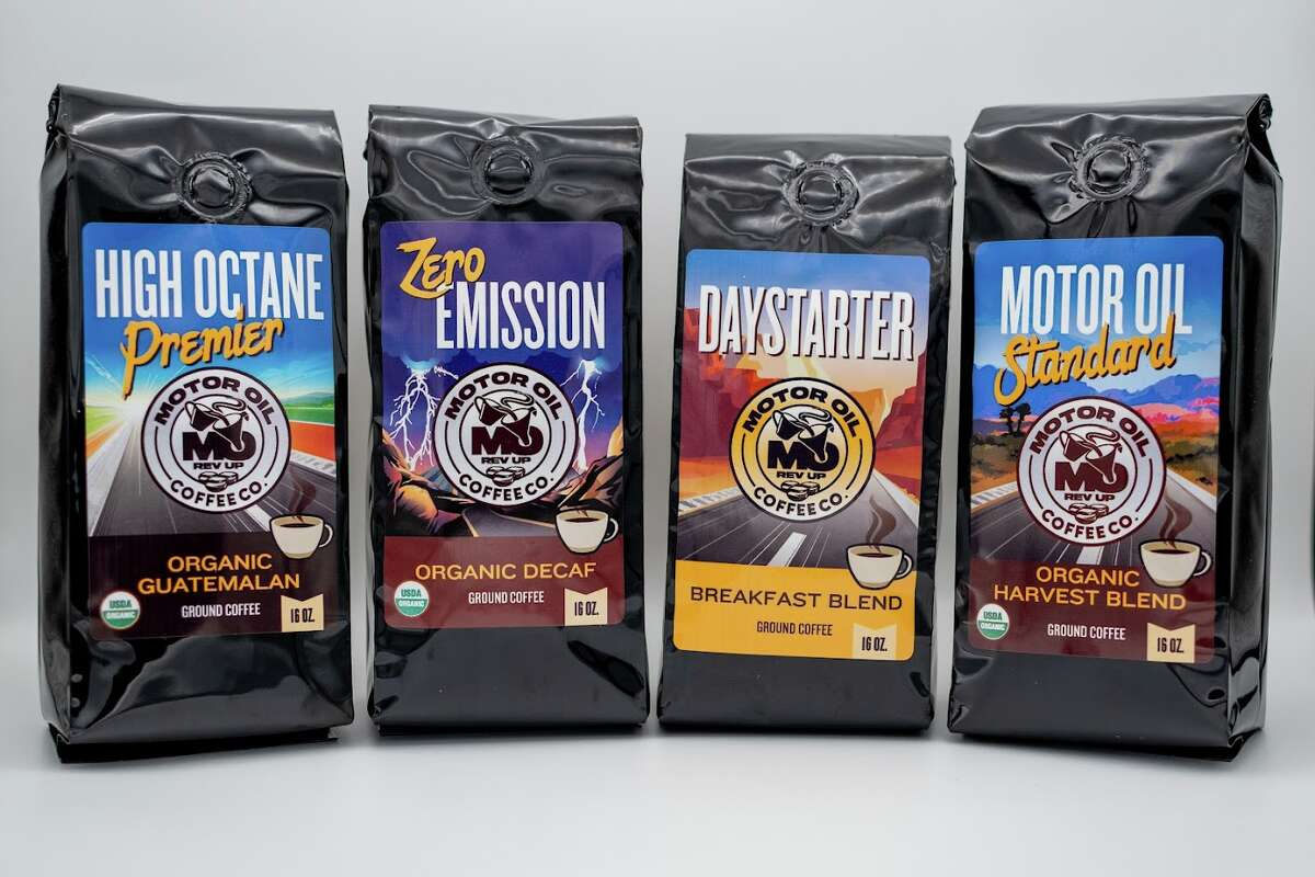 An Albany startup called Motor Oil Coffee is now selling four coffee blends in the capital region.