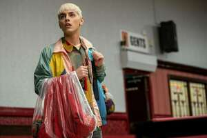 """Max Harwood plays 16-year-old Jamie New from Sheffield, England, who sees himself as a future drag queen in """"Everybody's Talking about Jamie"""". The film, based on the musical of the same name, will be available on Amazon Prime this weekend."""