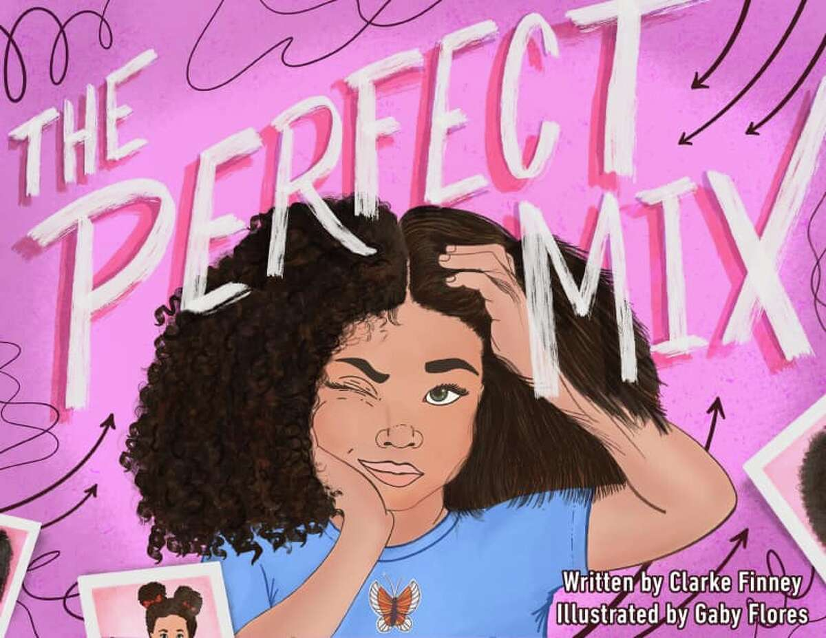 The cover of Clarke's upcoming book 'The Perfect Mix.'