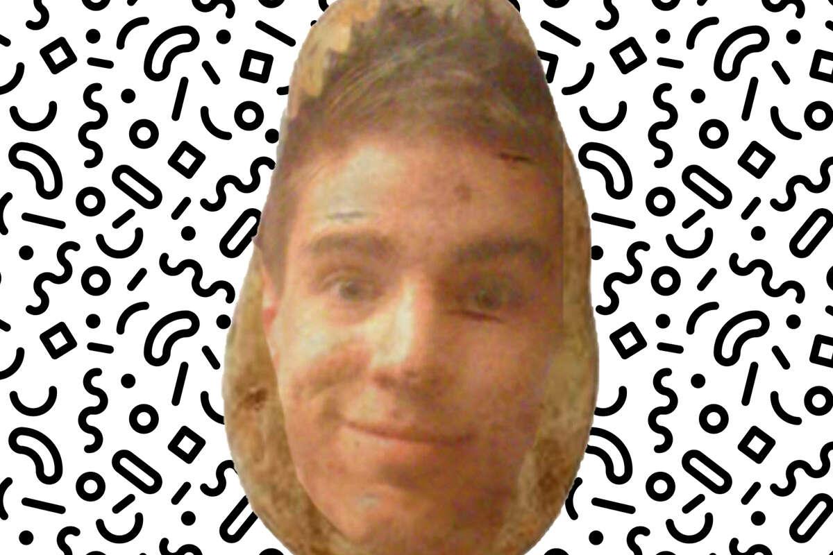 Potato Pal - Your FACE on a real potato!
