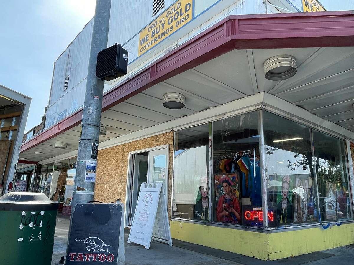 The new location of La Típica Oaxaqueña in White Center, Wash.