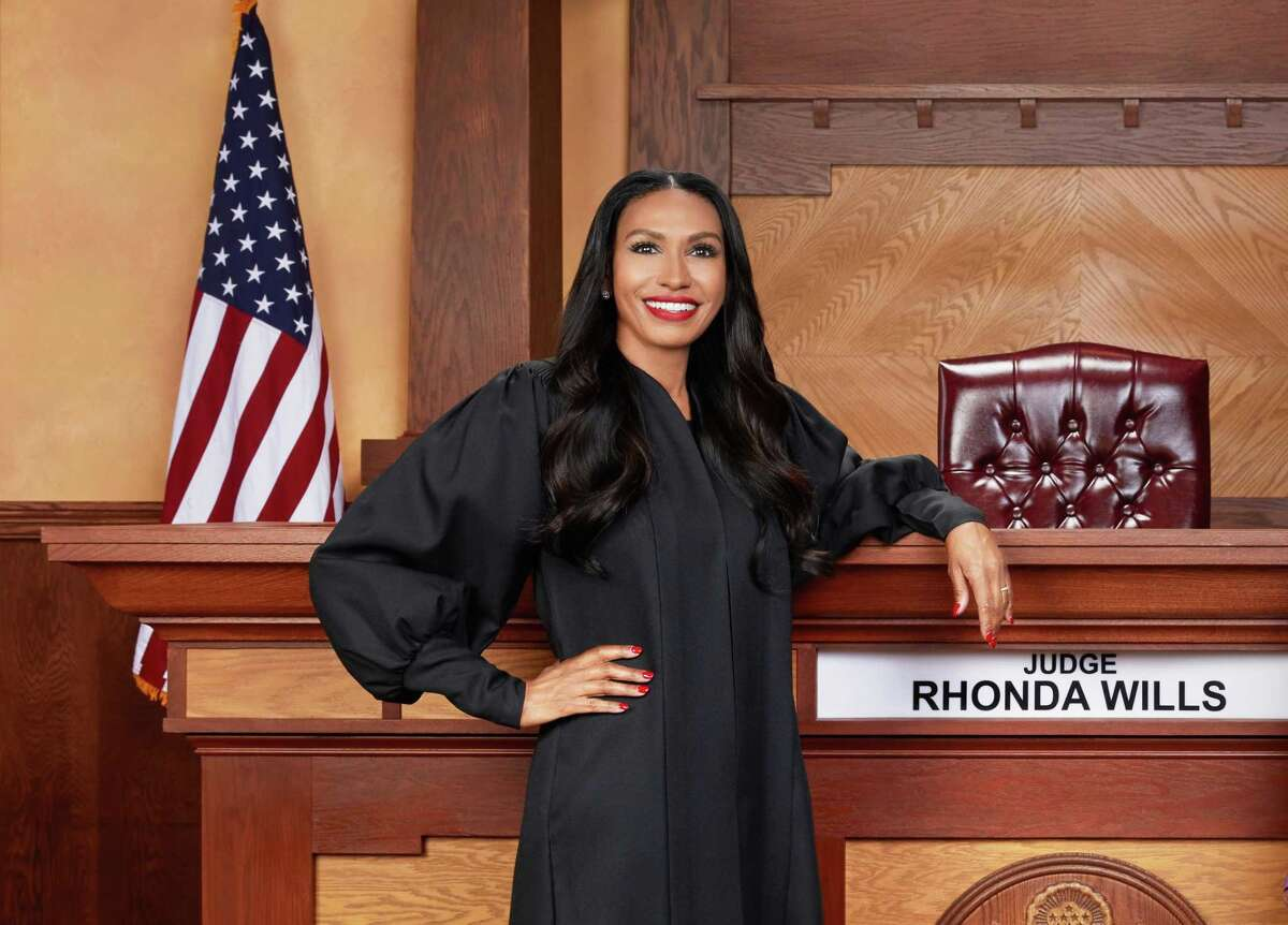 Houston native Rhonda Wills is the star of a new court TV show, Relative Justice with Judge Rhonda Wills on CW 39 this fall 2021,
