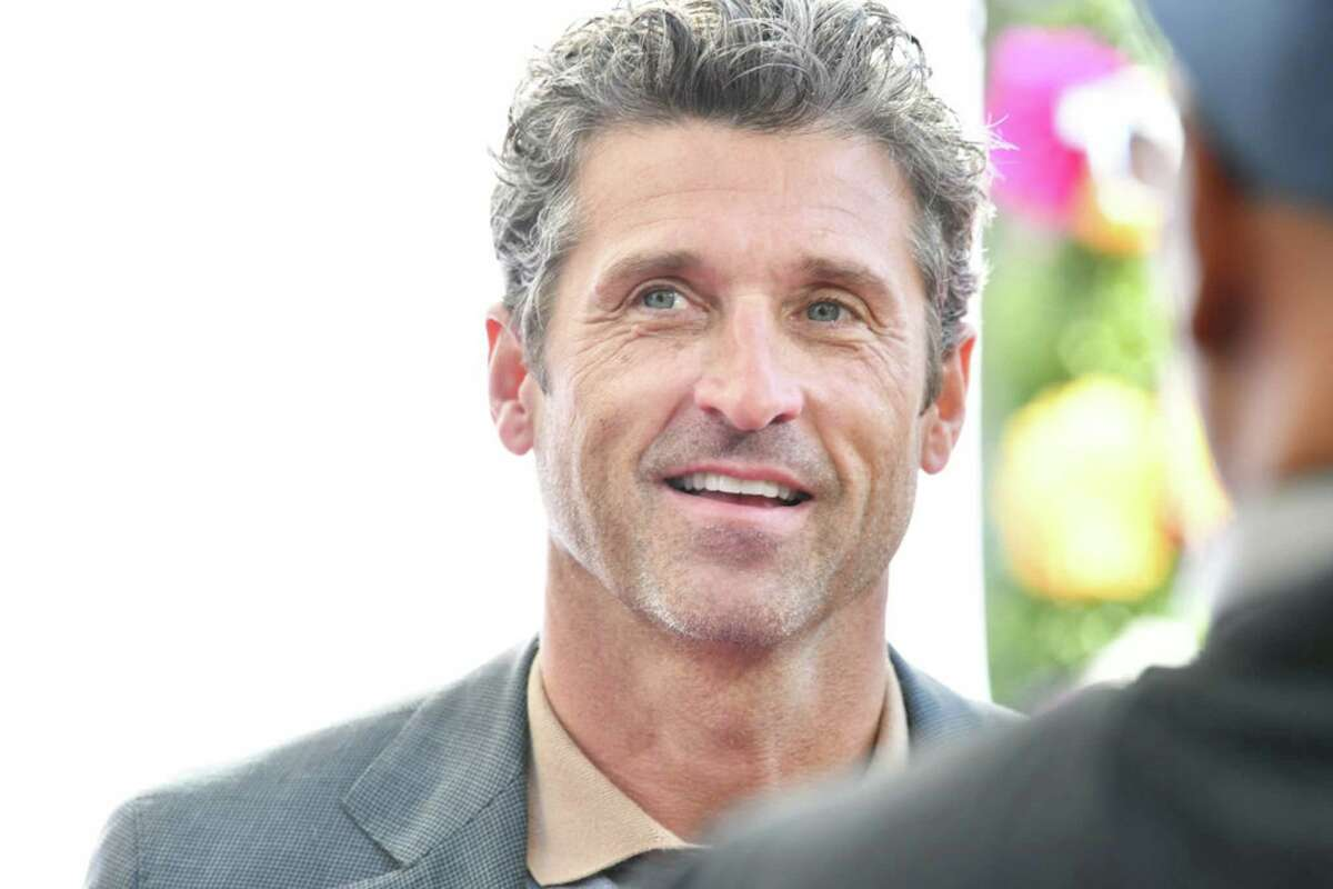 Patrick Dempsey attends American Cancer Society's California Spirit 34 Food and Wine Benefit at Sony Pictures Studios on August 18, 2019 in Culver City, California.