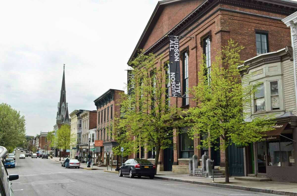 A view of Warren Street in Hudson, N.Y. City Treasurer Heather Campbell voted Wednesday, Sept. 16, 2021, against tax breaks for a proposed mixed-income apartment complex, explaining it would shift an undue burden onto taxpayers. Hers was one of two dissenting votes.