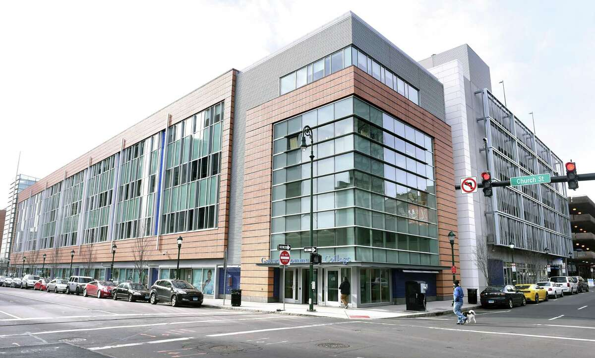 Gateway Community College in New Haven