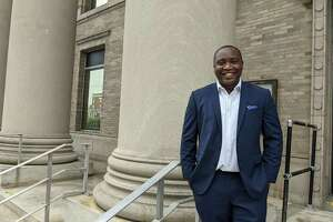 Aikeem Boyd won the North End primary in the 133rd District on Tuesday, Sept. 14, 2021.