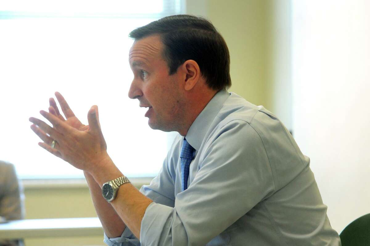 U.S. Sen. Chris Murphy is optimistic that federal approval for Estuarine Research Reserve in eastern Long Island Sound, bringing as much as $1 million a year for research to Connecticut, will come early next year.