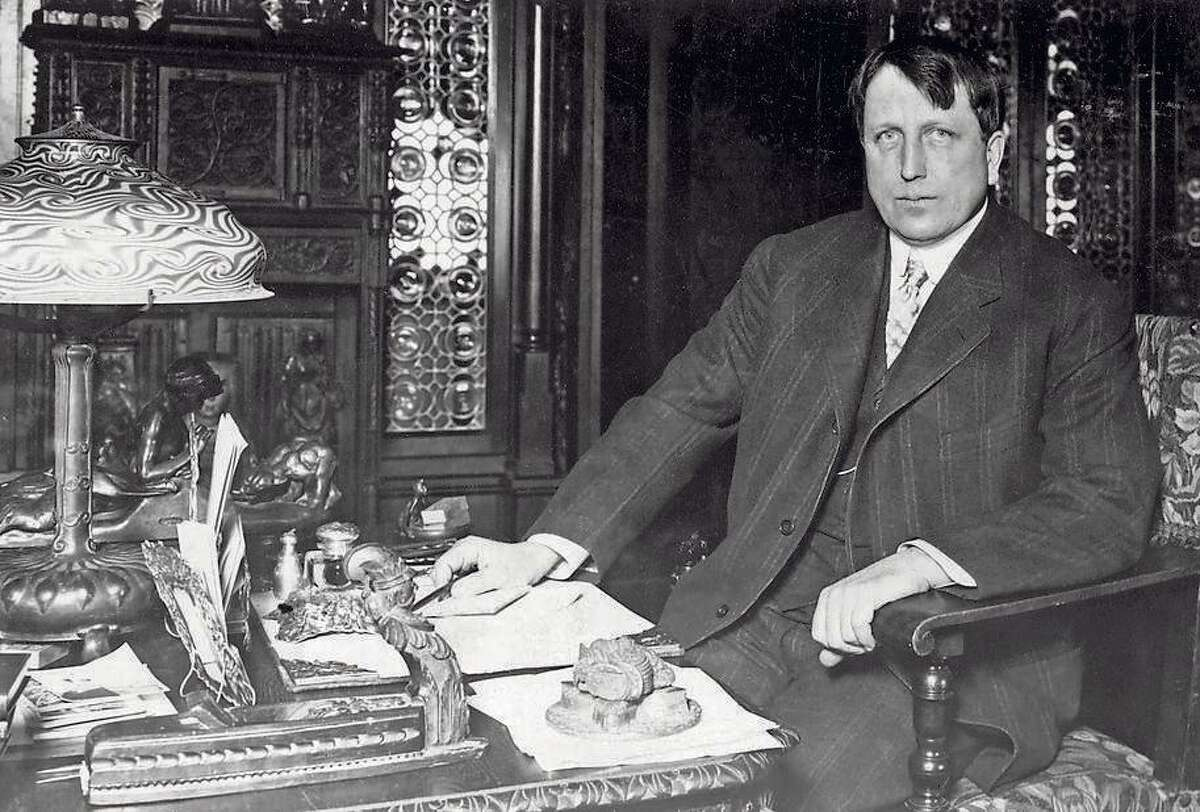William Randolph Hearst displayed initiative and energy that few would have expected of him when he took over the San Francisco Examiner.