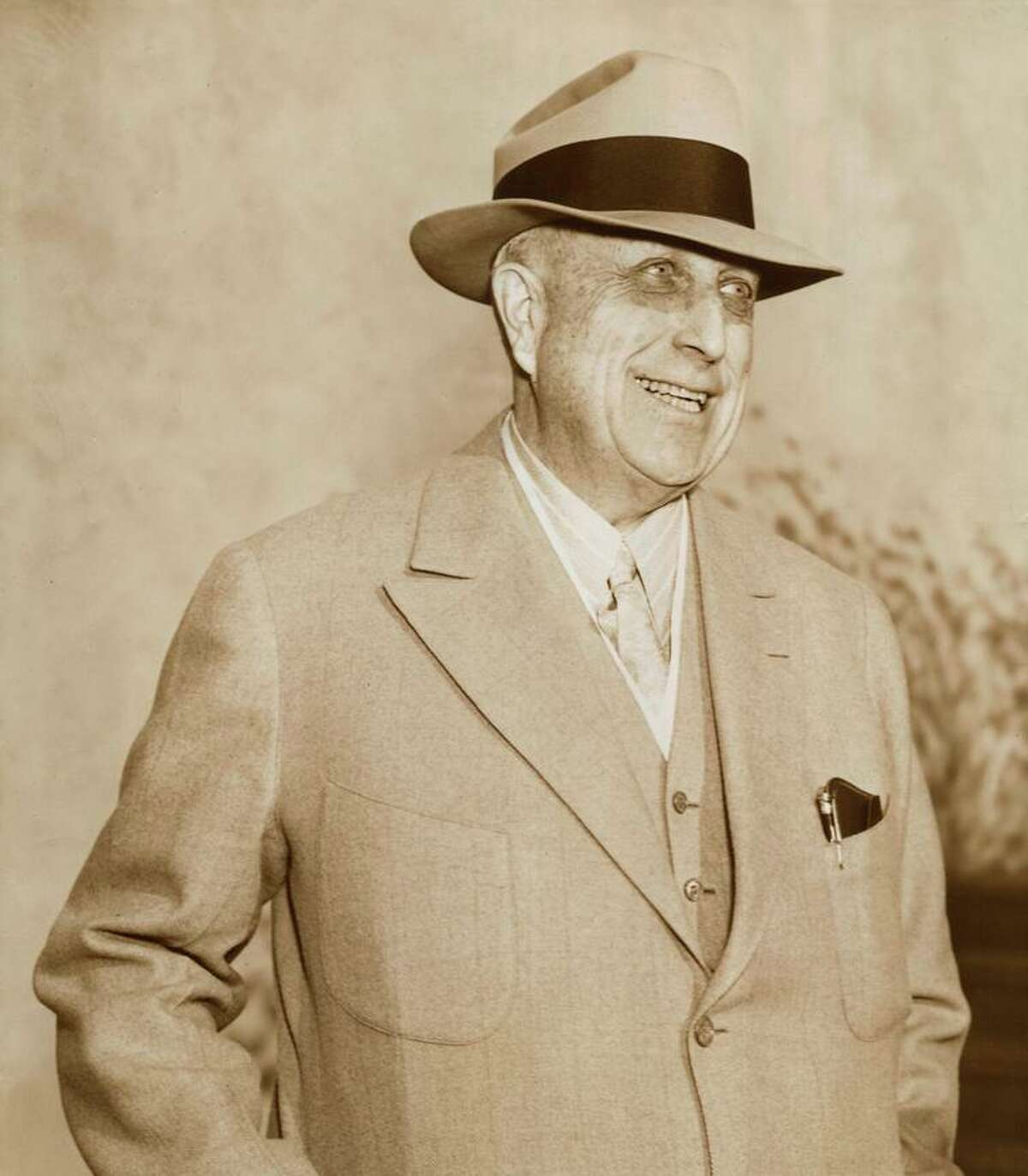 William Randolph Hearst's investment in the San Francisco Examiner proved profitable.