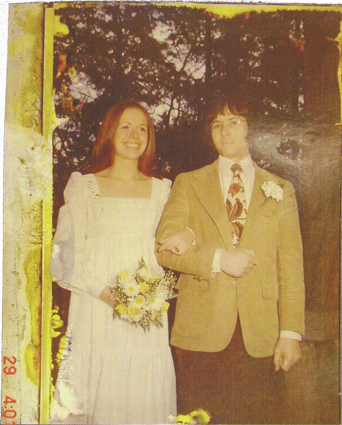 Robert and Kathie Durst on their wedding day. Kathie Durst disappeared on Jan. 31, 1982 when she was 29 years old.
