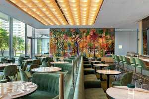 Le Jardinier, the fine dining restaurant at the Museum of Fine Arts, Houston is now open for lunch service.