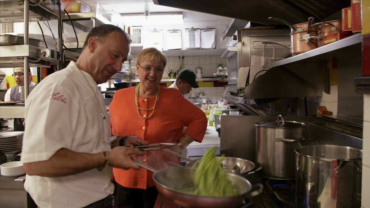 """Lidia Bastianich appears in """"A Fine Line."""""""