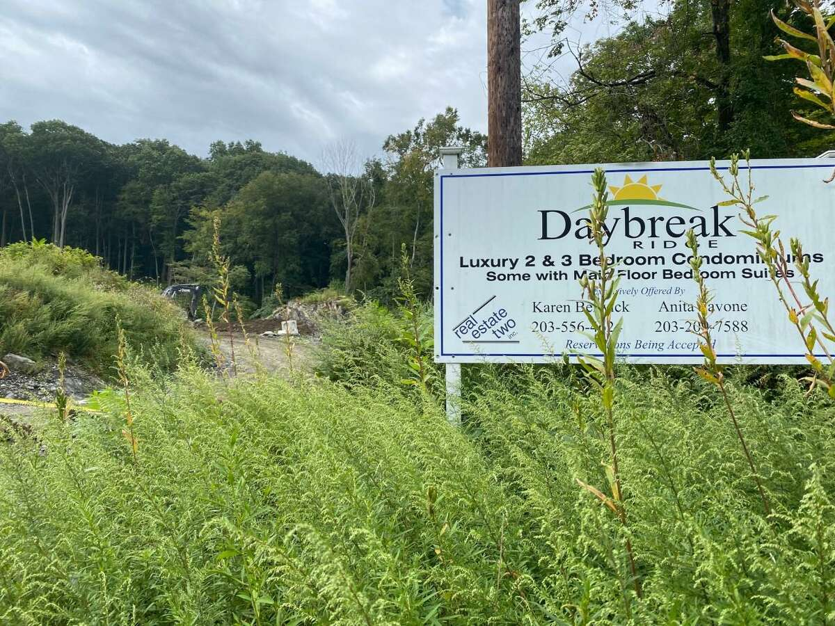 The Daybreak Ridge development, off of River Road in Shelton, has received approval to increase its final unit count from 34 to 36.