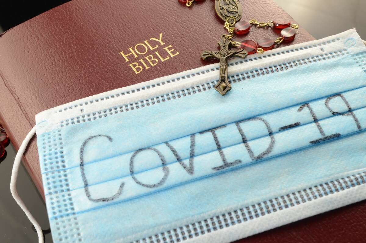 Some vaccine-hesitant Americans are citing faith as a reason for objecting to the vaccine.