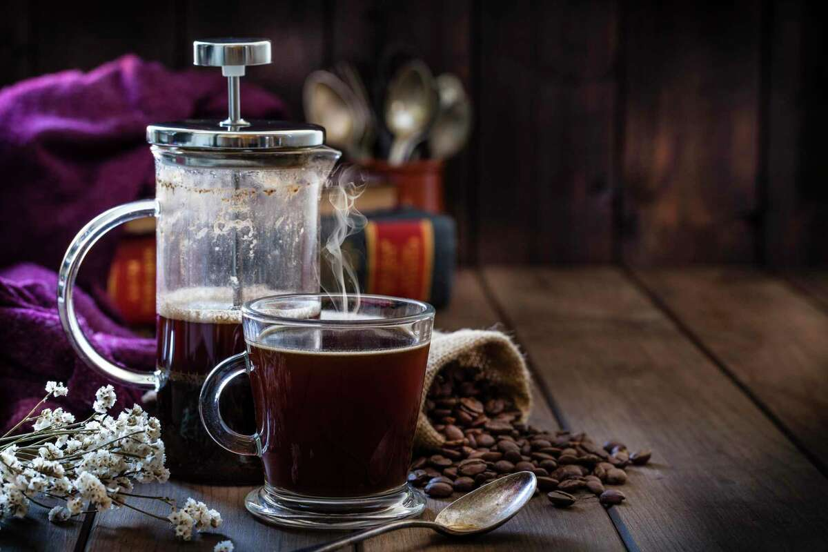 A classic glass French press will make a good cup of coffee, but they're easy to break and don't hold heat well.