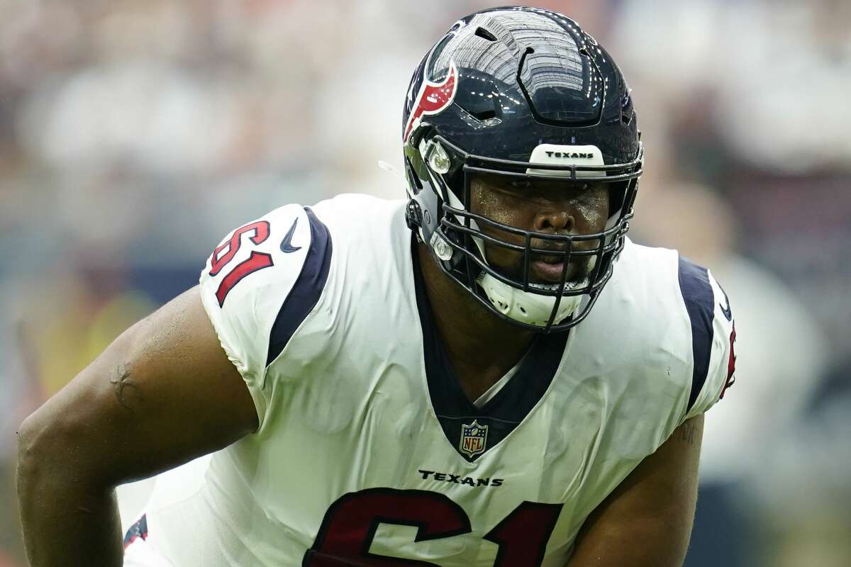 The Texans placed starting right tackle Marcus Cannon on injured reserve Saturday.