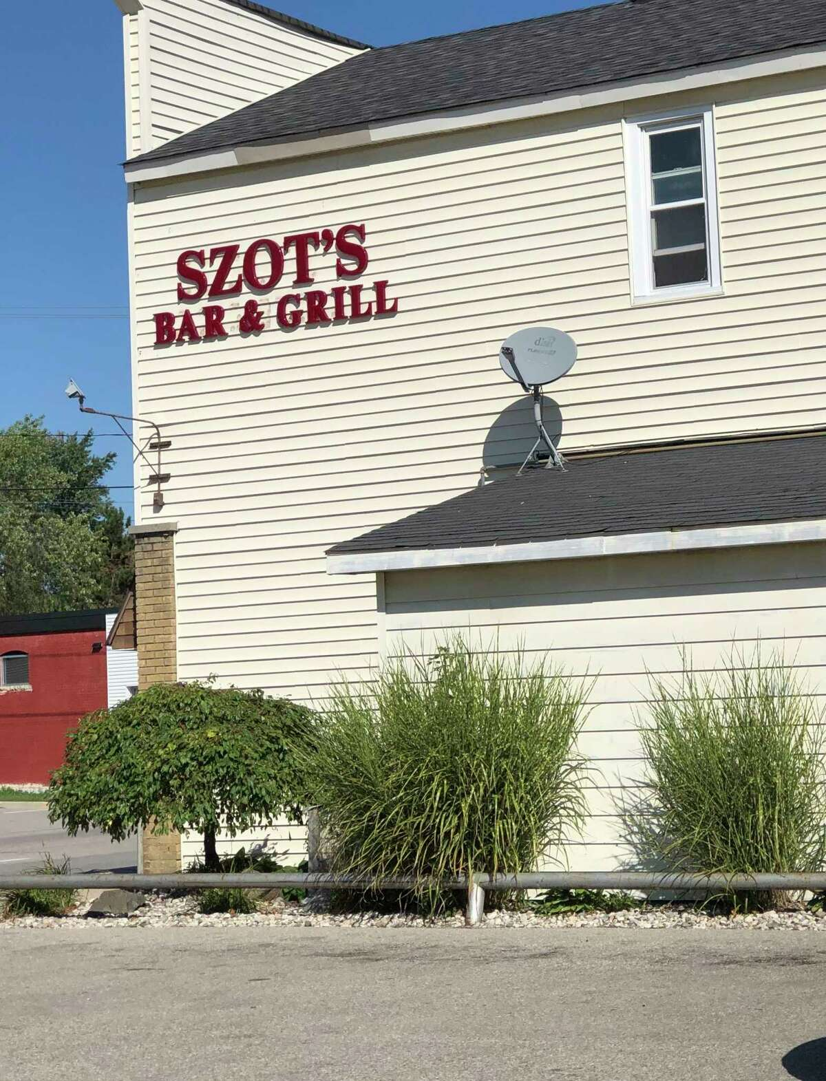 Located on North State Street in Big Rapids, Szot's Bar and Grill has a number of traditional favorites on the menu. (Pioneer photo/Joe Judd)