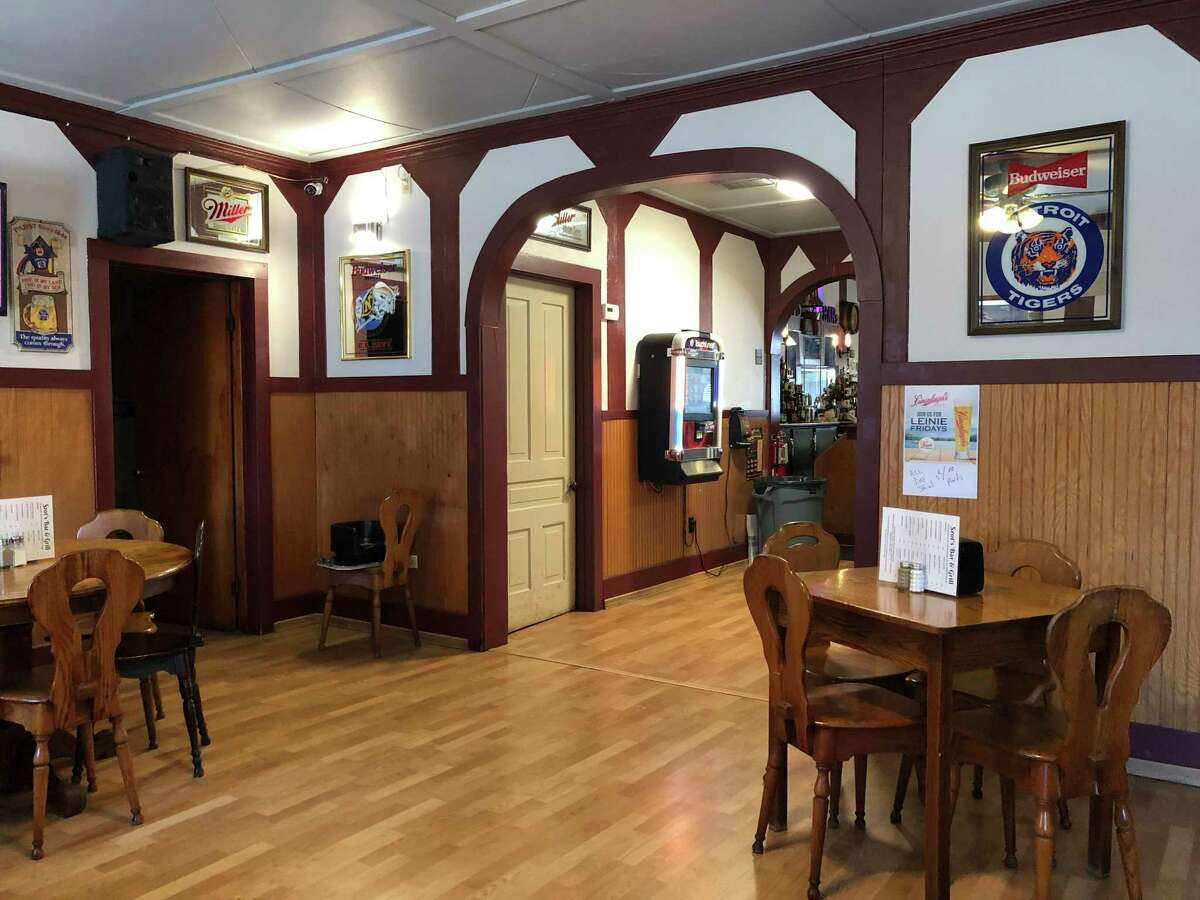 Inside of Szot's, one will find a comfortable, welcoming environment. (Pioneer photo/Joe Judd)