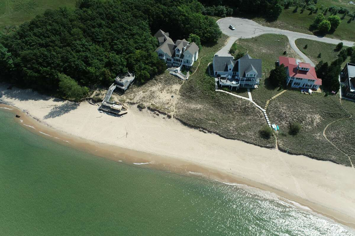 One local pilot is responsible for the northern portion of the Manistee area in the project and the other is taking on the southern part of the Manistee area's coastal areas.
