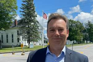 Democrat Peter Kujawski is running for Goshen first selectman.