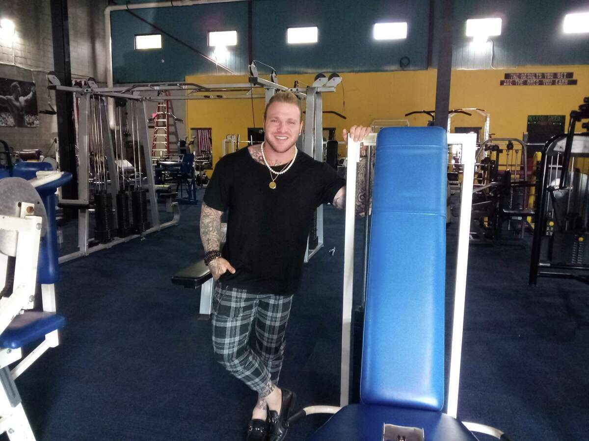 Harrison Gobillot, owner of Beyond Ordinary Fitness Center on Migeon Avenue, has created a space where personal trainers can bring their clients.