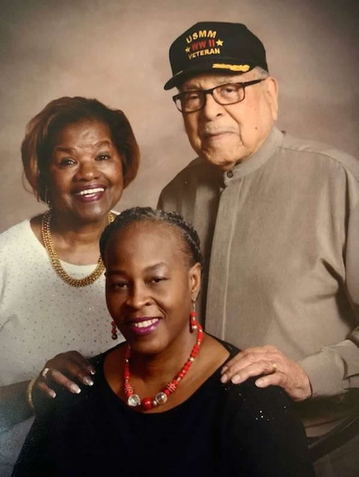 Galveston-born Charles Mills, 101, joined the merchant marines in 1937, serving during some of the most turbulent times in global history.