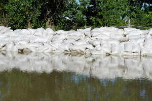 A pump broke last spring, forcing the village to rely this year on sandbagging and pumps from the Illinois Department of Transportation to prevent flooding this year. That's something it wants to avoid next year.