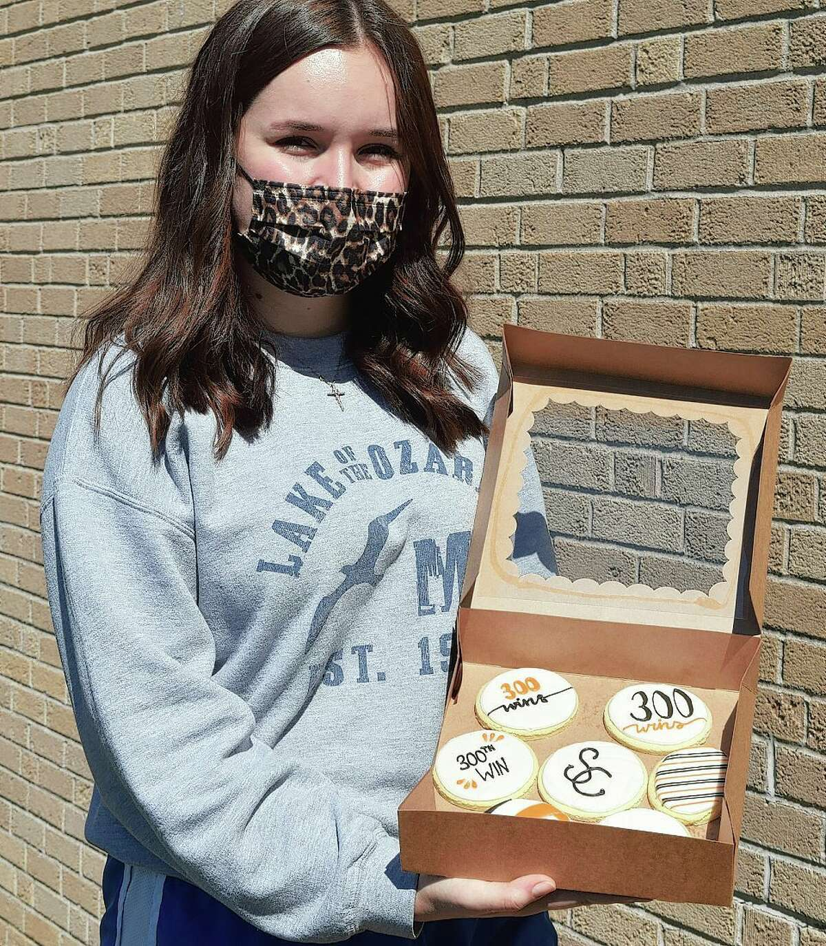Madi Springer, 15, of Franklin started her own small business - Madi's Cookies and Cupcakes - as a result of her love of baking.