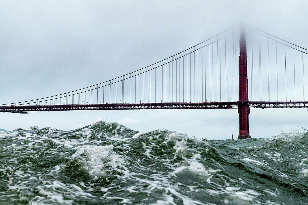Some regional leaders have suggested constructing a storm surge barrier across the Golden Gate to thwart rising seas.
