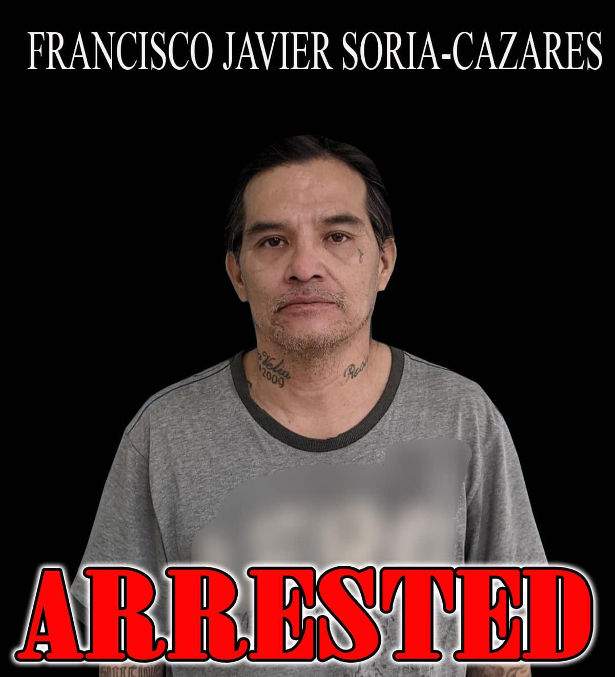 Sex offenders arrested while entering the country illegally