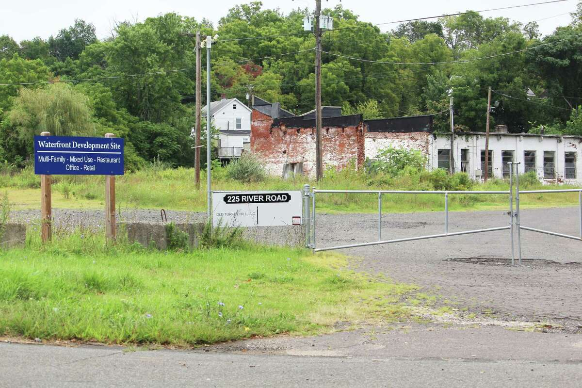 The old Jackson Corrugated property is at 225 River Road in Middletown. The city has purchased the land as part of its Connecticut River harbor area revitalization project.