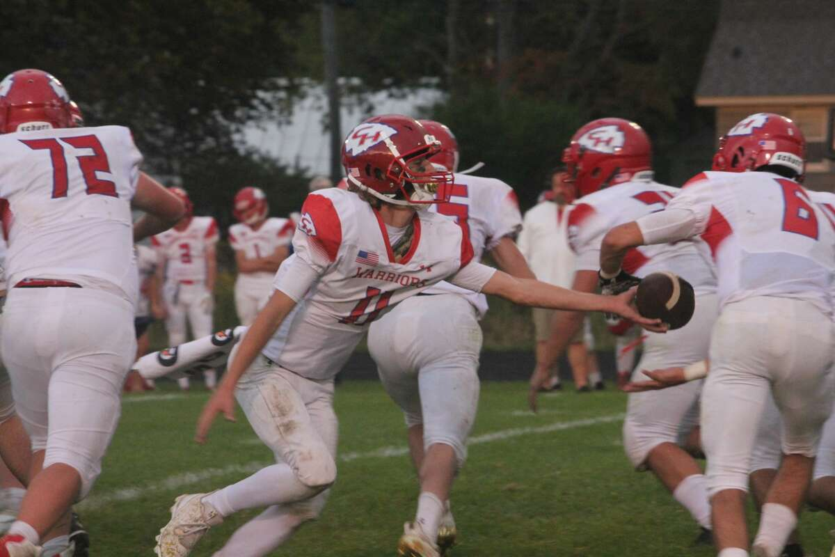 Reed City scored quickly and went on to a 58-7 win over Chippewa Hills on Friday.