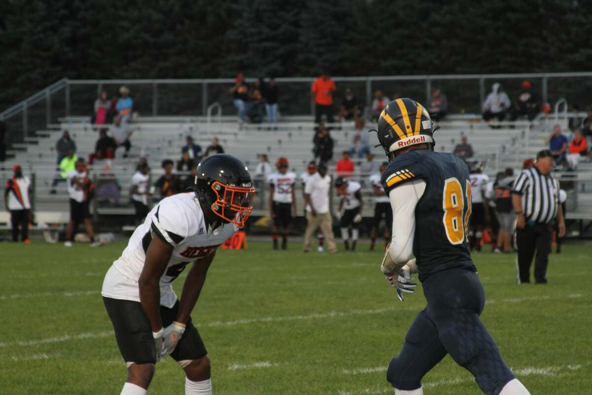 Manistee falls to 2-2 following a home loss to Muskegon Heights on Friday night.