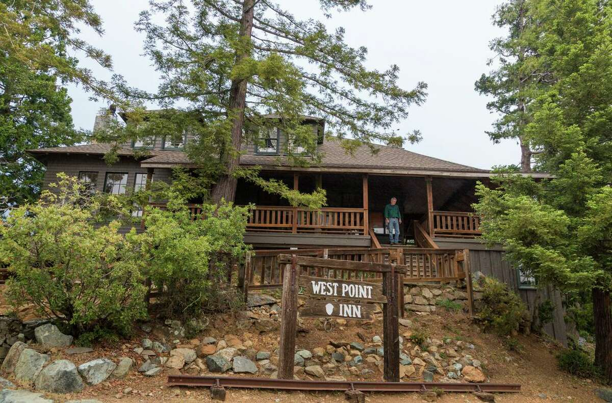 The West Point Inn is off the beaten track on Mount Tamalpais and dates back 117 years. The rustic spot used to be one of the region's best-kept secrets.