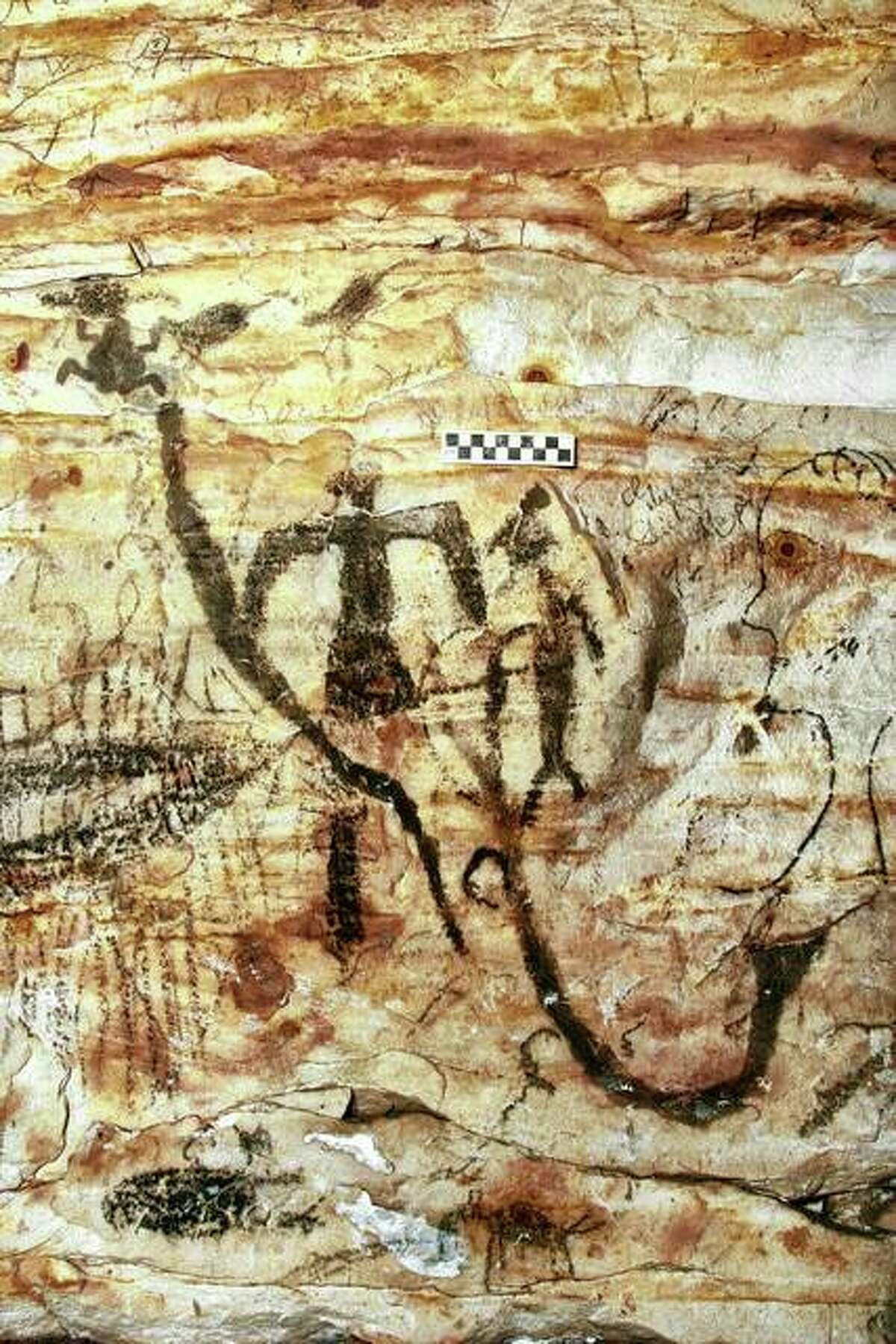 """Experts who have studied """"Picture Cave"""" were concerned about the auction, but the director of the auction company said protections are in place to prohibit the new buyer from exploiting the cave, including a Missouri law that makes doing so a crime."""
