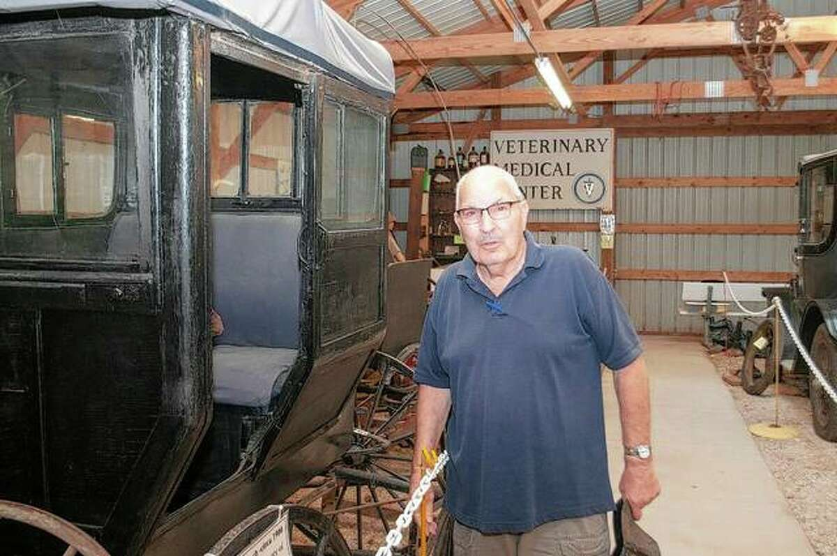 Hank Pool, Prairie Land Heritage Museum Fall Festival and Steam Show chairman, is happy to have the steam show scheduled for Sept. 24-26. One of the museum's largest fundraisers, last year's cancellation because of the COVID-19 pandemic impacted the museum.
