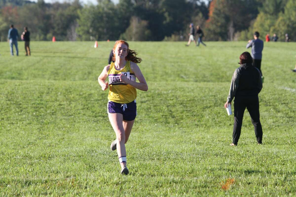 Frankfort cross country ran well at the Ludington Invite and inched closer towards its goals.