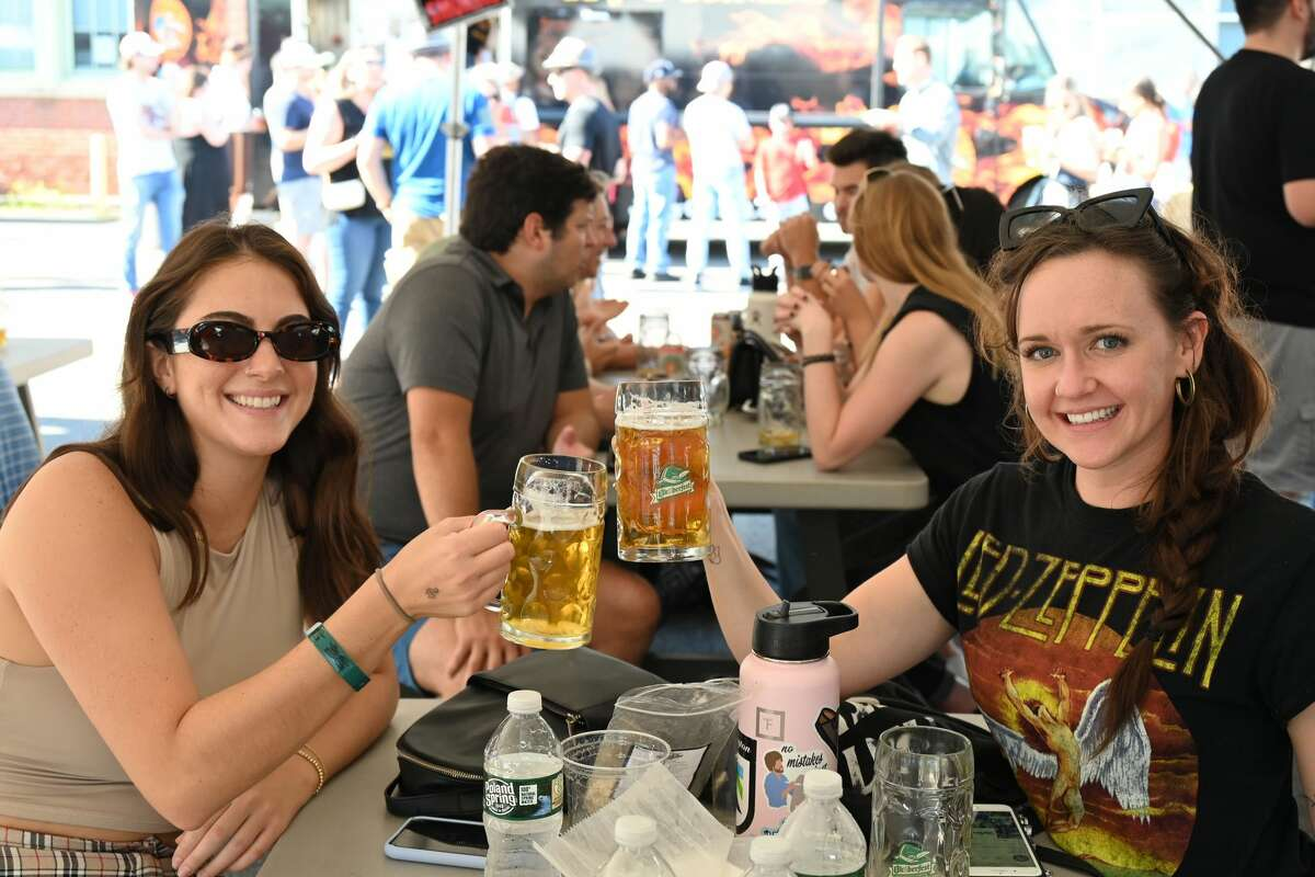 Two Roads Brewing Company held their eighth annual Ok2berfest on Saturday, Sept. 18 and Sunday, Sept. 19, 2021 in Stratford, Conn. The homage to Germany's Oktoberfest featured authentic German music, German-style beers, food and games. Were you SEEN?