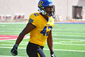 Wayland Baptist suffered a 50-0 loss to Langston in a Sooner Athletic Conference football game on Saturday afternoon in Greg Sherwood Memorial Bulldog Stadium.