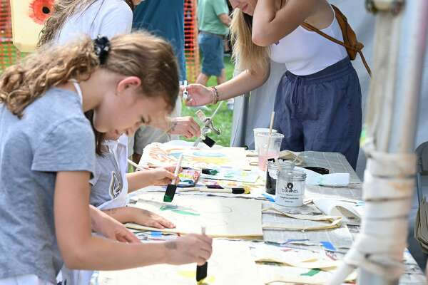 The Newtown Cultural Arts Commission held its annual Newtown Arts Festival the weekend of Sept. 17 to 19, 2021. The celebration of the arts featured live music and food from local vendors, as well as art and dance exhibits and activities. Were you SEEN?
