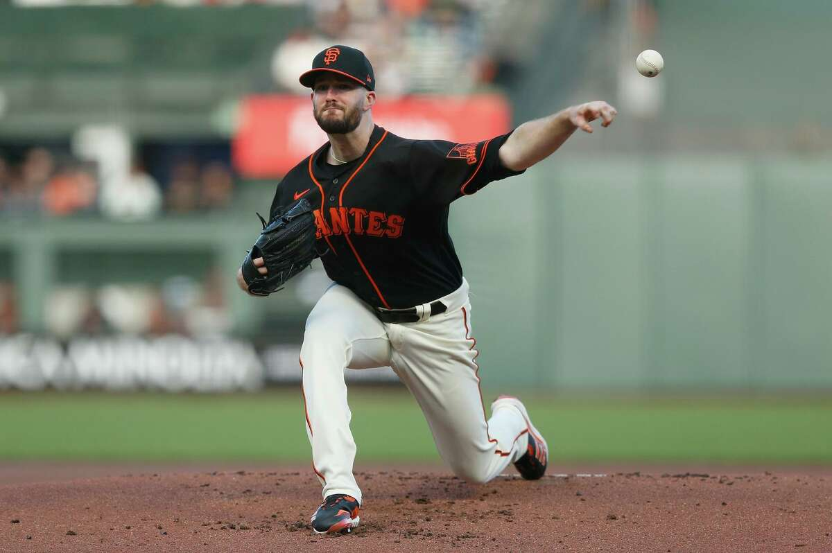 Giants left-hander Alex Wood returned from a bout with COVID-19 to start Saturday night for the first time since Aug. 26.