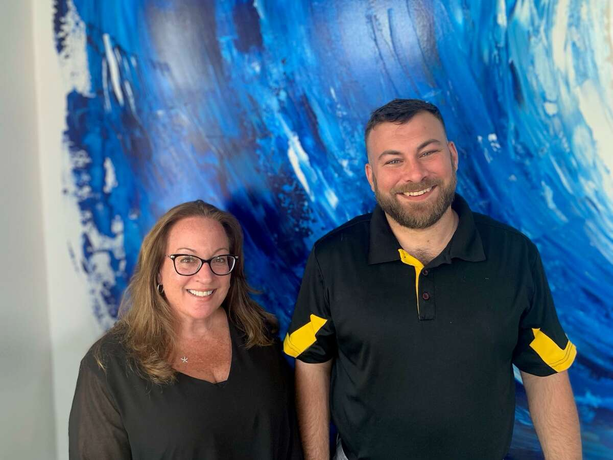 The Depot Youth Center of Darien recently announced the appointment of Laura Downing as its new executive director and John Novak as its new program director.