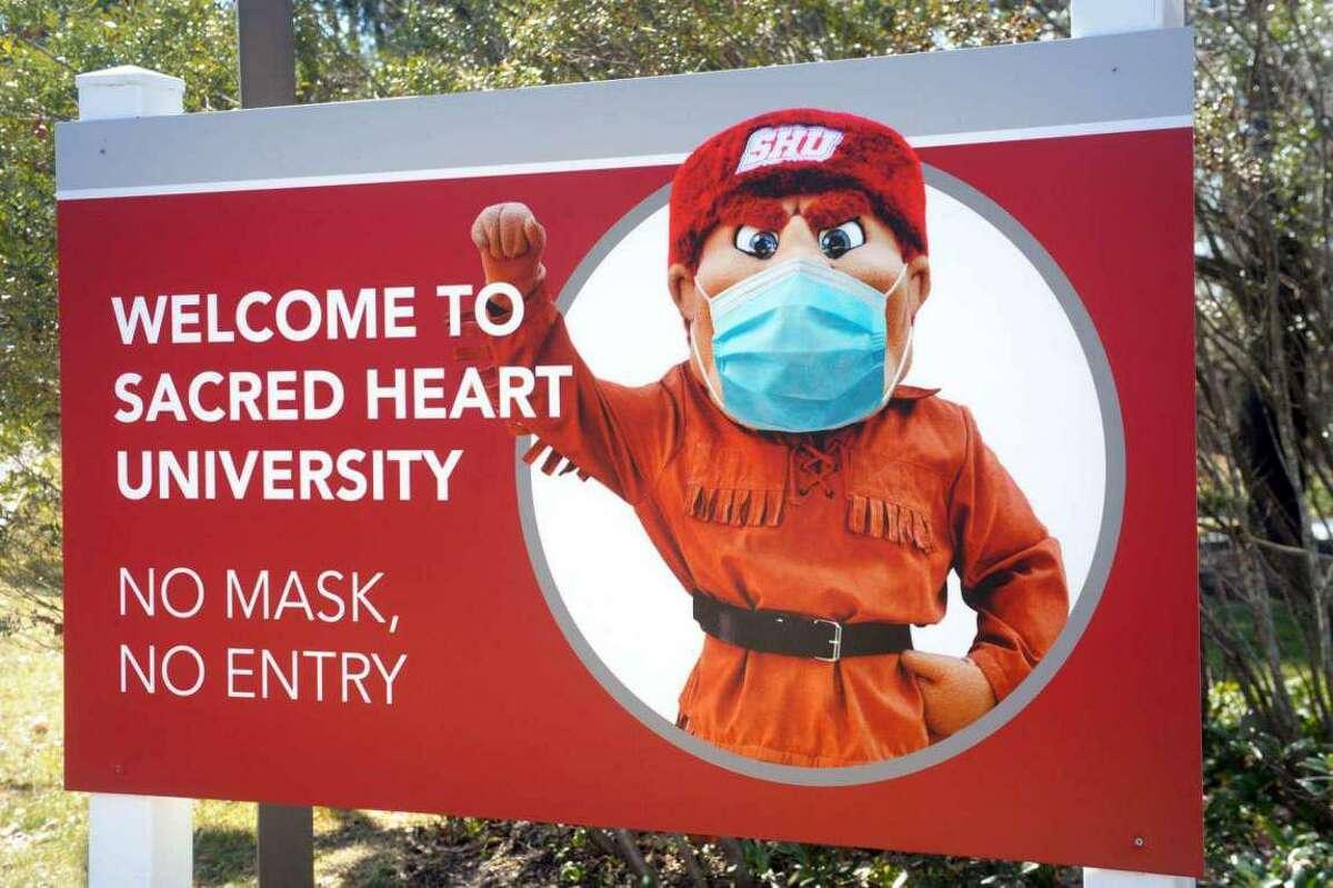 Sacred Heart University.