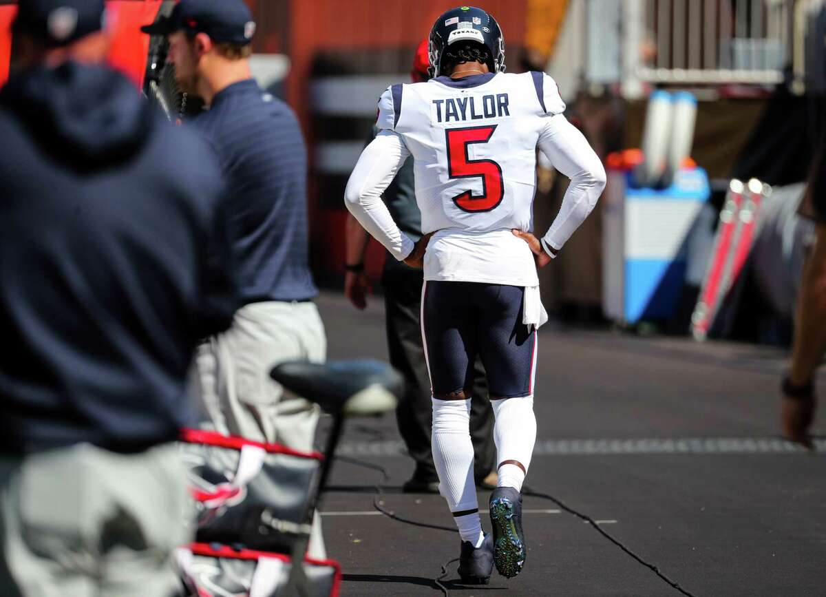 Tyrod Taylor's injured reserve stint is scheduled to end Tuesday but his return this week is unlikely.