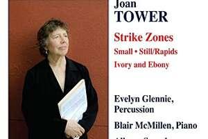 Joan Tower's new CD