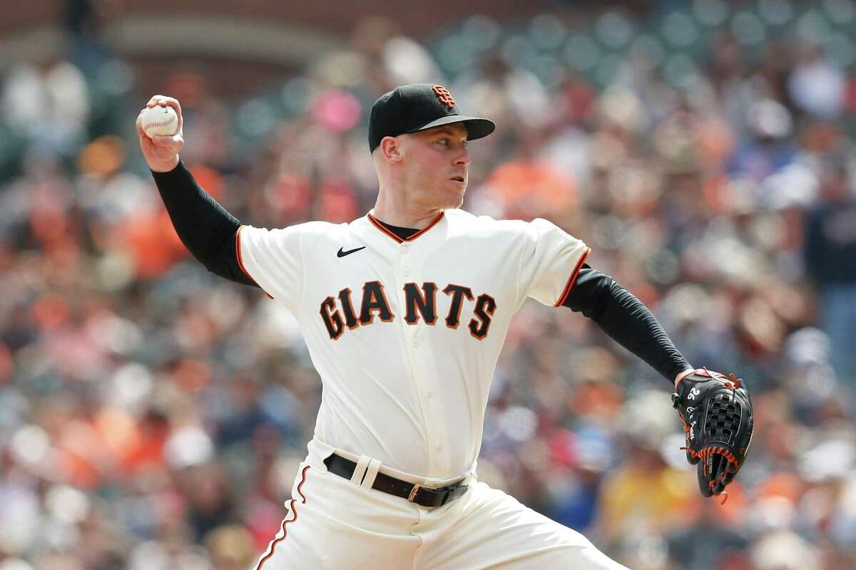 Anthony DeSclafani's effort Sunday marked the third time in four September starts that the Giants' right-hander pitched at least six innings and yielded two or fewer runs.