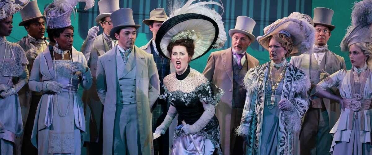 """My Fair Lady"" opens Tuesday in San Antonio."