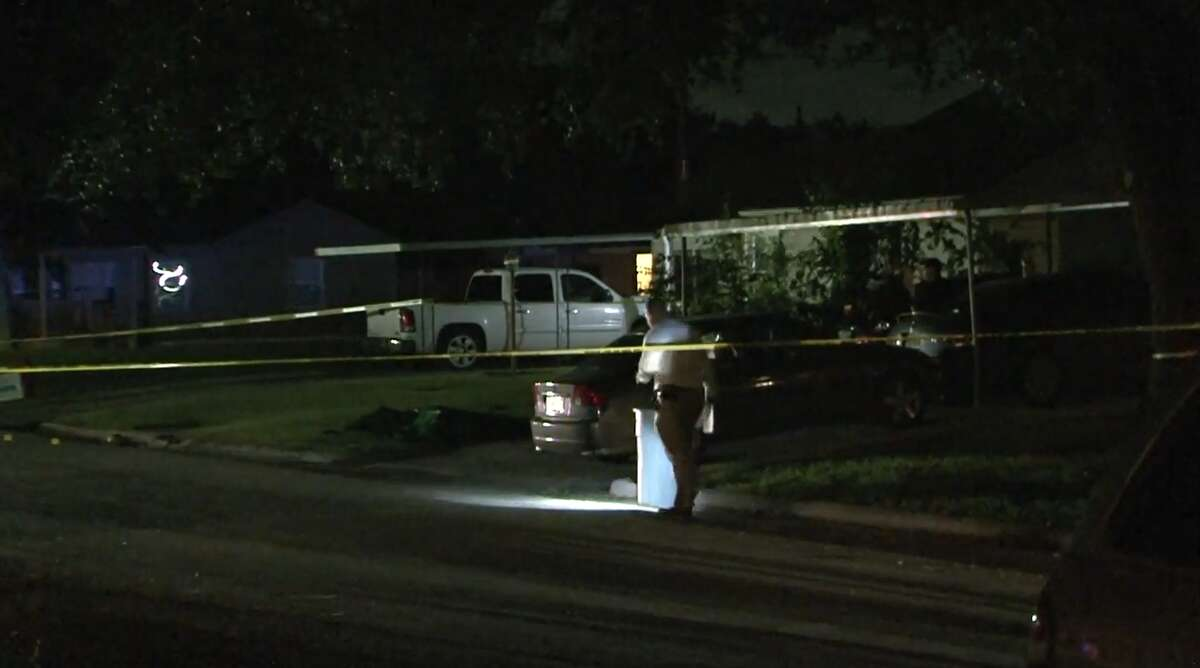 A teen boy was found shot to death Sept. 20, 2021, in the 1600 block of Leggett Drive.